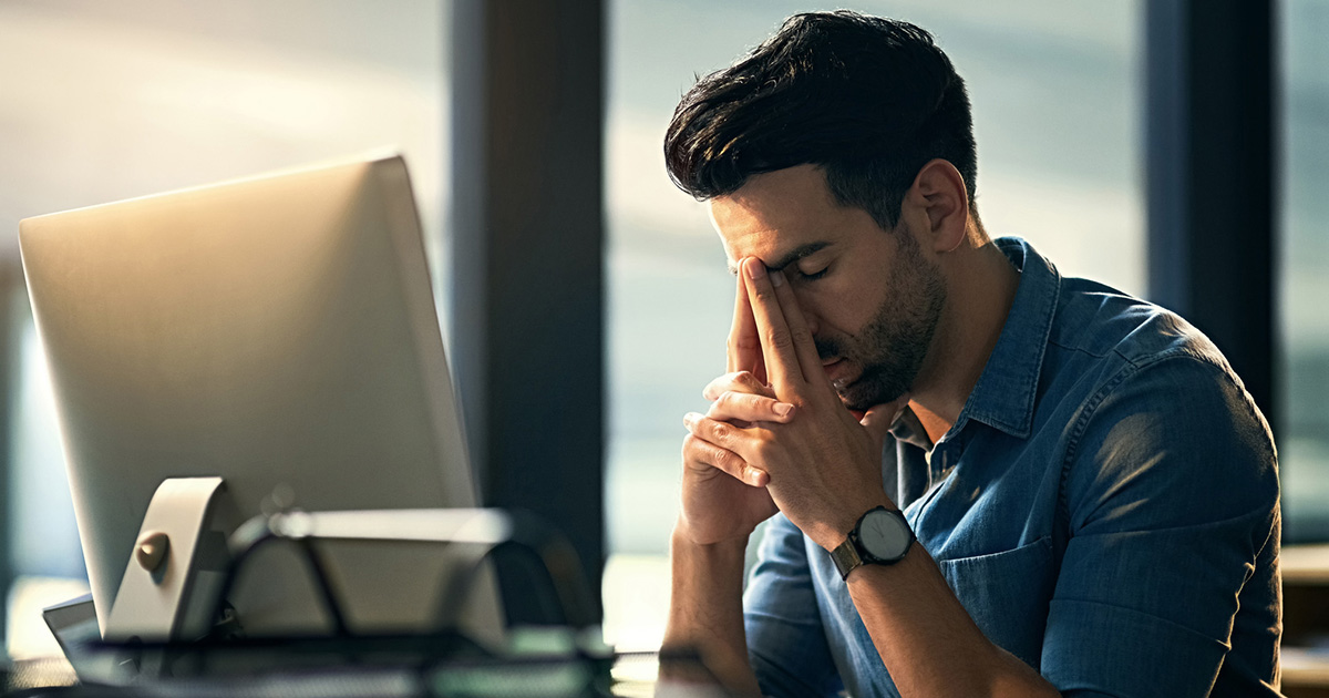 Are You Too Stressed Out? | Get Healthy Stay Healthy
