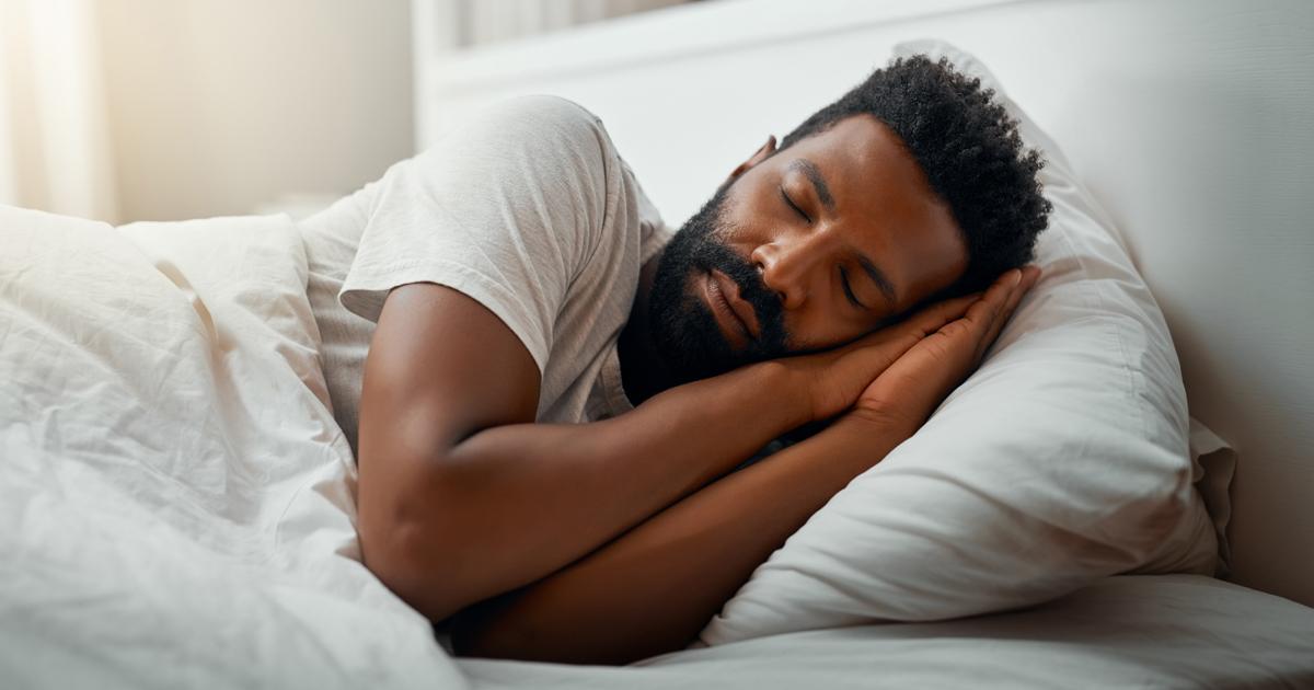 Healthy Sleep Habits   Get Healthy Stay Healthy