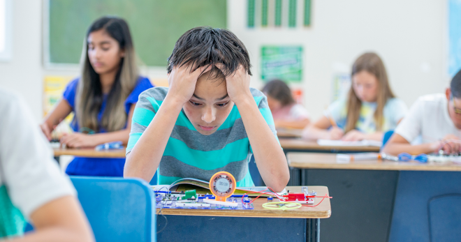 A Child With Adhd Likely To Have >> Recognizing Adhd In Your Child Get Healthy Stay Healthy