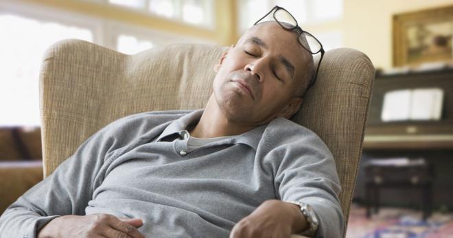 ¿La presión arterial alta te hace sentir cansado todo el tiempo?