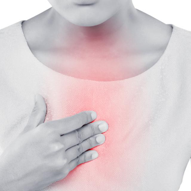 When It's More Than Just Heartburn | Get Healthy Stay Healthy