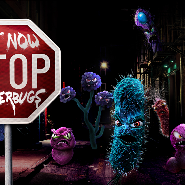 Stop Superbugs Hero Image